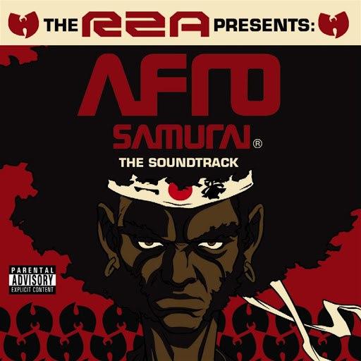 RZA альбом Afro Samurai Soundtrack Album