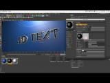 Create A 3D Text Animation NO PLUGINS REQUIRED! Greyscalegorilla Cinema 4D Tutorial