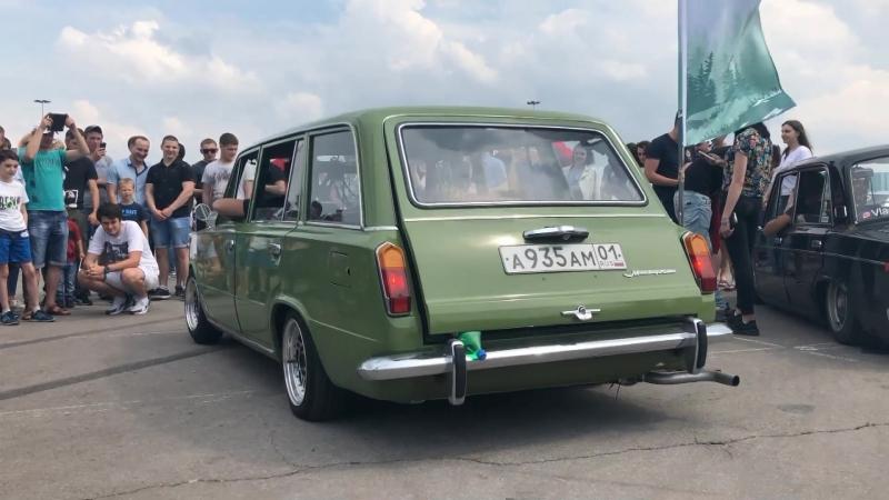 Lfest и Drift Battle в Воронеже 20.05.2018