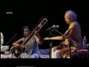 Sitar Legend Pt. Ravi Shankar and his lovely daughter Anoushka