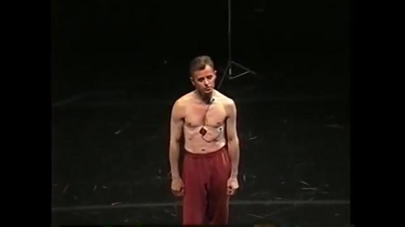 Михаил Барышников Биение сердца Mikhail Baryshnikov The Heartbeat Танец под стук своего сердца