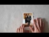 Обзор распаковка Джеймс Бонд 007 Набор Открыток James Bond 50th Anniversary Postcards unboxing
