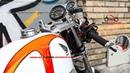 New Honda CB900 Cafe Racer Spain | Honda CB900 Custom by Nitro Cycles