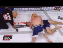 Roman Bogatov sleeps Raul Tutarauli by von flue choke (M-1 Challenge 94)