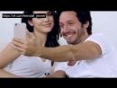 Русские субтитры | Блиц-опрос на съёмках рекламной кампании Tiendas Paris | 2016