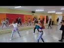 Открытые уроки 8-9 сентября 2018г. DanceHall в ШТTuTTi CLuB, хореограф Елена Бабенко. Part2.