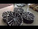 Новые Диски Toyota/Lexus 7x17 5x114,3 ET35 По покупке 📲8-983-386-9588 ✏️Вотсап/Вайбер camry toyota lexus