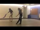 """05.06.2018 """"ISADORA"""" Ballet Rehearsal, Starring Natalia Osipova, Choreographer Vladimir Varnava"""