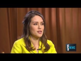 Megan boone interview to eonline