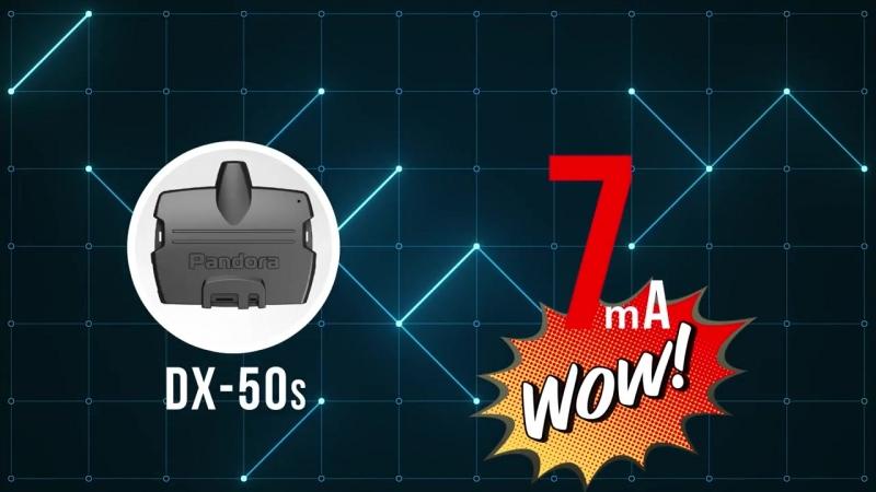 Pandora DX-50s. Распаковка и обзор системы. Видео взято с канала www.youtube.com/user/alarmtrade