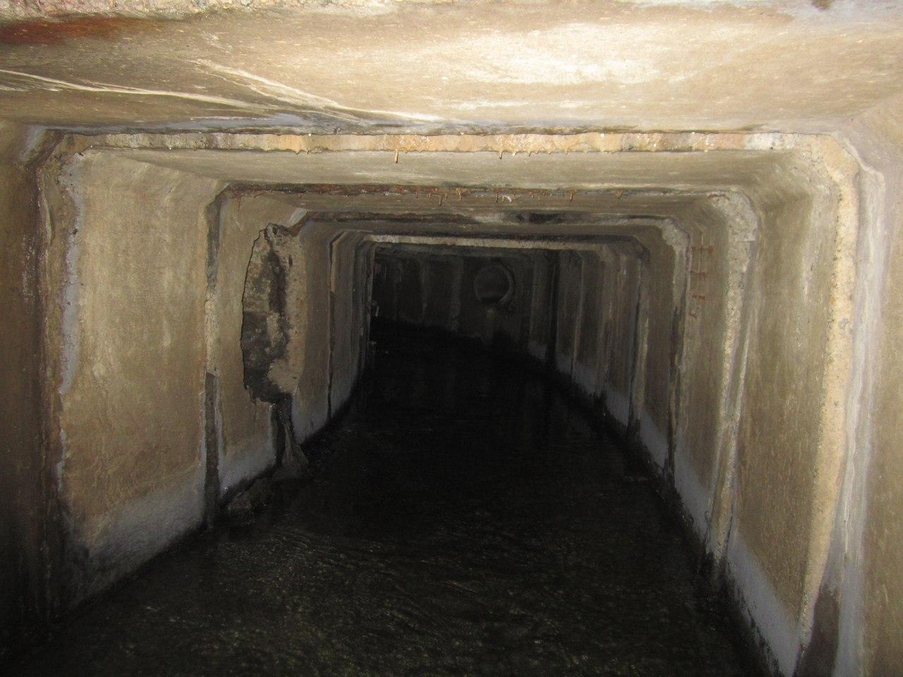 Подземные реки Черепашья и Монастырка