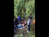 Нашли тело убитой девушки у моста Советский в Петрозаводске
