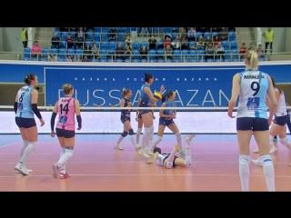 HIGHLIGHTS. Динамо-Казань — Динамо Москва Суперлига 2017-18. Финал. Женщины