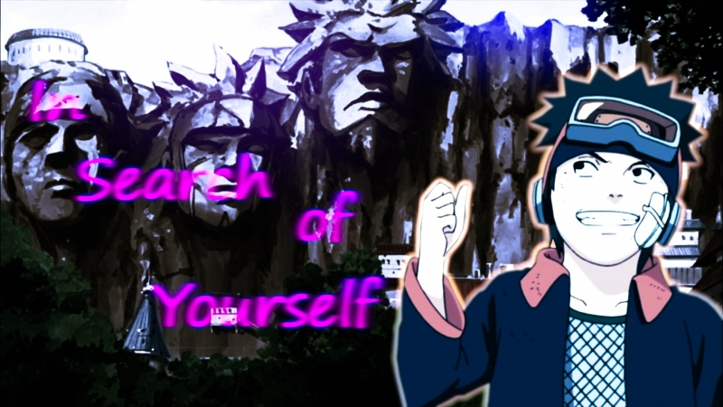 Naruto Shippuuden - Thousand Foot Krutch - Be Somebody - In Search of Yourself AMV