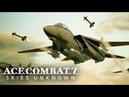 Ace Combat 7 Skies Unknown (PS4 XB1 Golden Joystick Awards Traile)