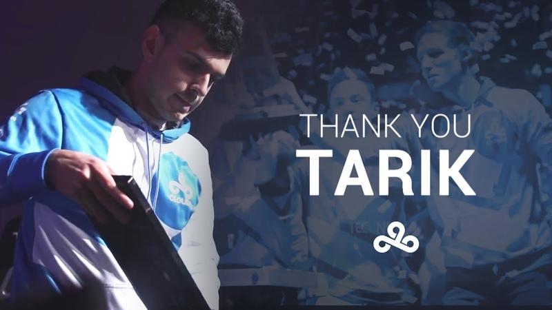 Thank you: Tarik Tarik Celik
