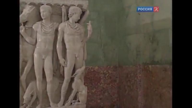 Мой Эрмитаж. 56 Серия. Эрмитаж - Музей Энциклопедический.