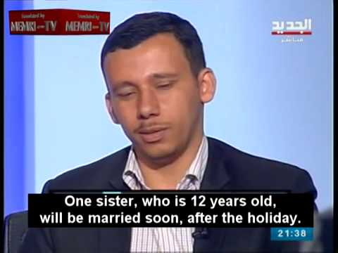 Yemeni Child Nada who Fled Forced Marriage and Egyptian Cleric Debate Child Marriage YouTube1