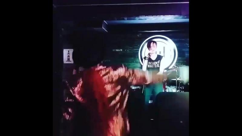 Без шансов - Прогулка (Земфира трибьют) (04.03.18, Буфет FM, Саратов)