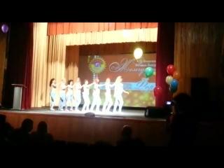 Групповой танце 8 человек