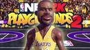 НАЧАЛО СЕЗОНА ЗА ЛЕЙКЕРС! ● NBA 2K PLAYGROUNDS 2 SEASON MODE