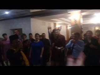 Bojay David на свадьбе Линара и Ильвиночки! ??#тамада_Алина #свадьба #ведущийуфа #тамадауфа #праздник #ведущийнасвадьбу