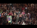 Coldplay Speed of Sound Live Montreal 2012