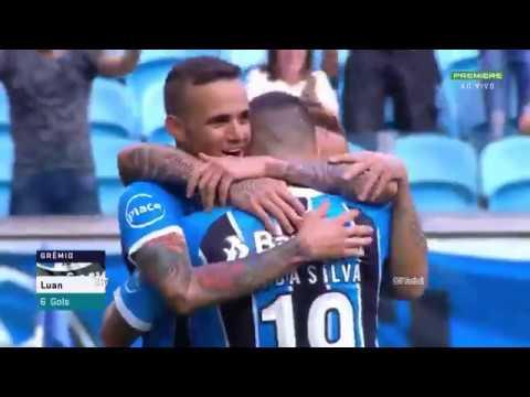 Grêmio 3x1 Flamengo - Gols e Melhores Momentos - 32ª Rodada - Brasileirão 2017