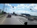ДТП 18.06.18 Вологда Ярославль две фуры и легковая