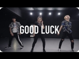 1Million dance studio Good Luck - Basement Jaxx (ft. Lisa Kekaula) Youjin Kim Choreography