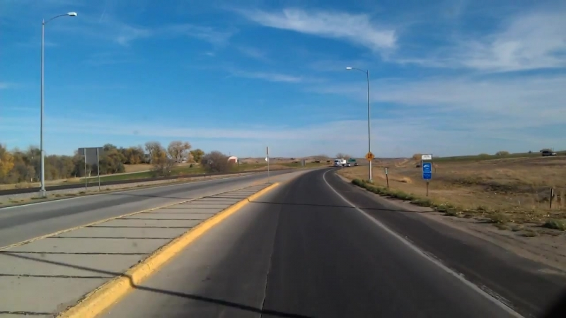Broken Bow, Nebraska Rte 92