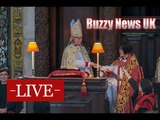 First woman Dame Sarah Mullally installed as Bishop of London at St Paul's Cathedral - BuzzyNews