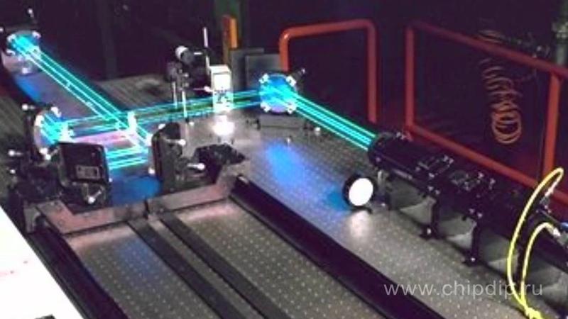 Волоконный лазер
