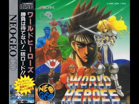Альманах жанра файтинг - Выпуск 17 - World Heroes