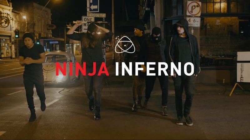Ninja Inferno HDR 4Kp60 Monitor Recorder Launch ft Panasonic GH5