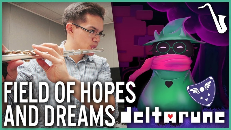 DELTARUNE: Field of Hopes and Dreams Jazz Cover