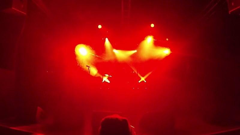 Cosmic Church - live @Nosturi (Full show) Helsinki, Suomi Finland