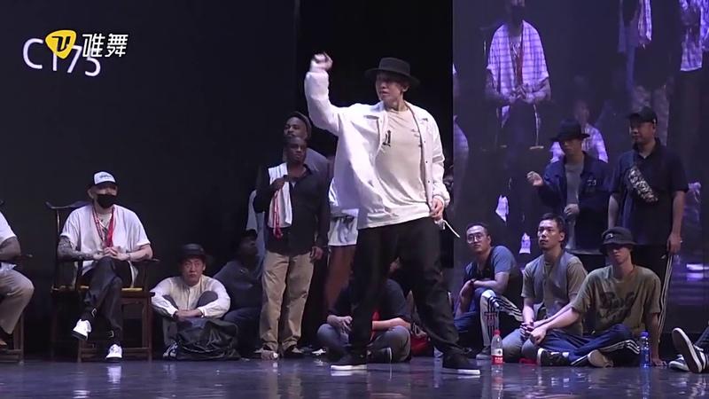 Poppin DS vs 高宇 - Dance Vision vol.6 Popping Best 64