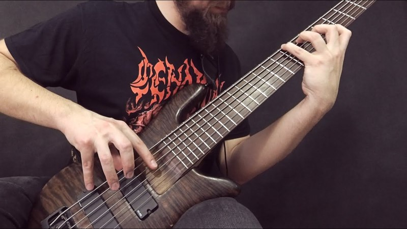 DYING FETUS - Pissing In The Mainstream on bass