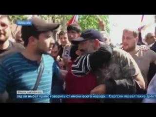 Премьер-министр Армении Серж Саргсян ушел в отставку. ( 480 X 854 ).mp4