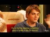Gerard Way no programa Spoiler Legendado pt BR