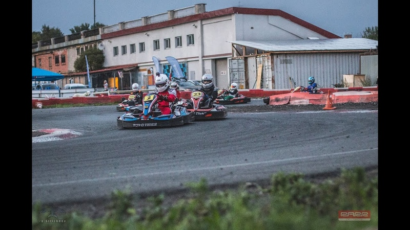 08.09.2018 RARR, 1st Stage, Final A. PitStop Narvskaya. Danilov-Novorussky Onboard