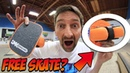 Что такое фри скейт / free skate - Аарон Кайро против команды JMK Riders