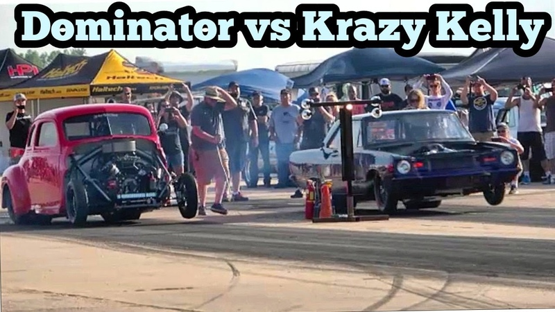 Dominator vs KrazyKelly at the Equalizer in Kansas