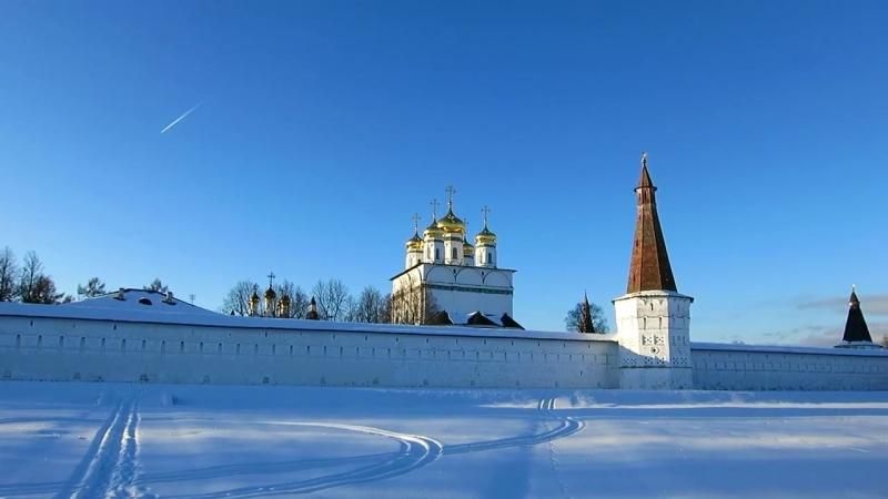 Иосифо-Волоцкий монастырь - Монастыри России [выпуск 6]