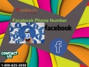 Reactivate your Facebook account, call Facebook phone number 1-888-625-3058