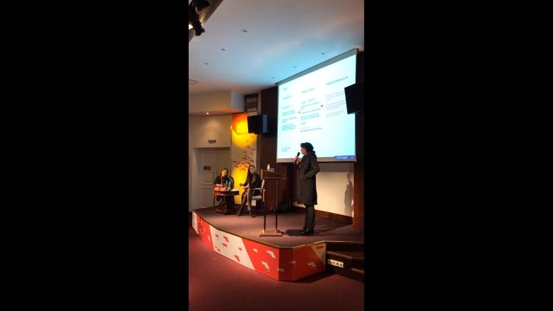 Кейс Тарусы на конференции в Выксе