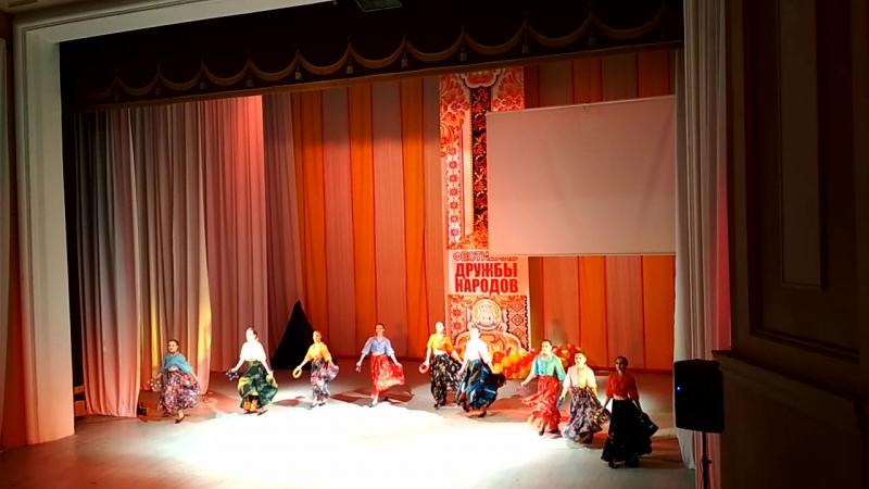 Факультет ДКПиП с цыганской культурой