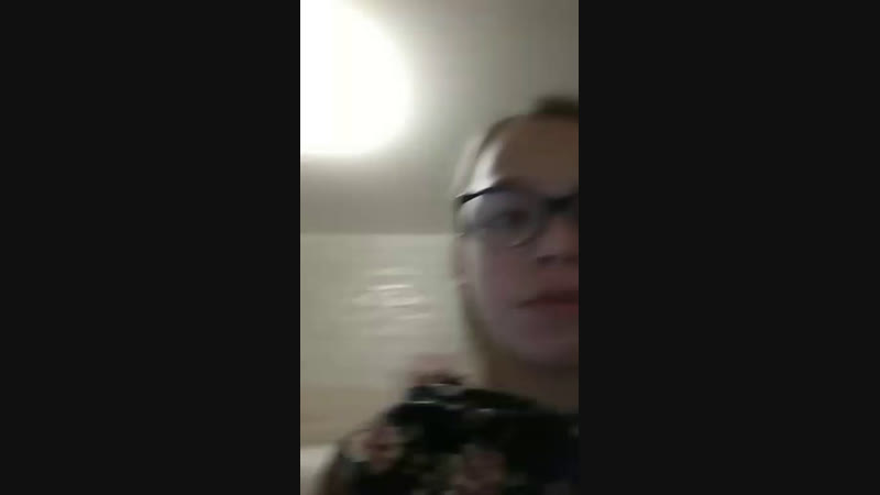 Анфиса Горелкина - Live