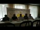 жёлтый батискаф пресс-конференция